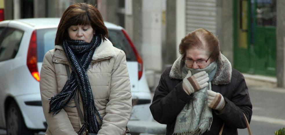 Cuéllar vuelve a marcar la mínima de España con -6,1 grados
