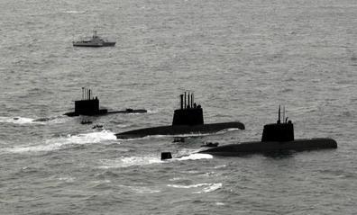 Detectan llamadas de emergencia del submarino argentino perdido en el Atlántico