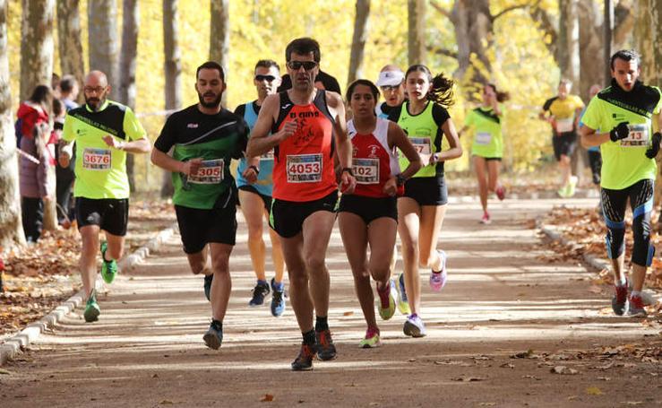 David García y Elisa Hernández vencen en el XXIV Cros del Patronato Municipal de Deportes