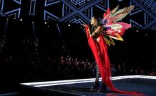 El brillo de los 'ángeles' de Victoria's Secret apaga las polémicas con China