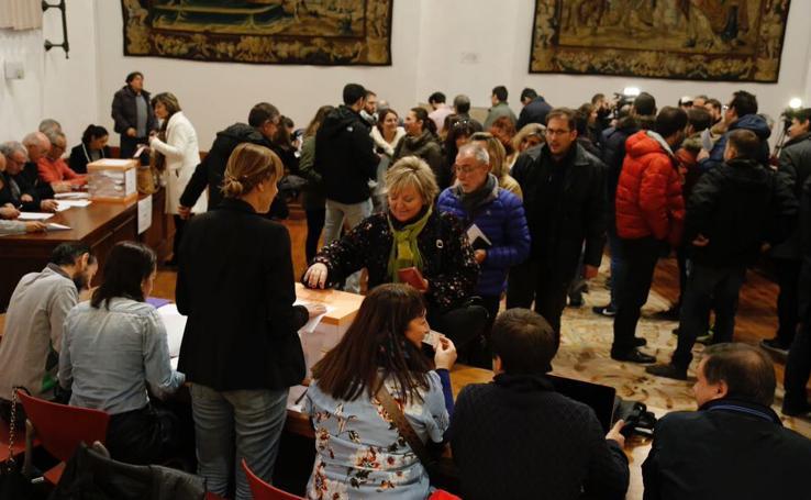 Elecciones a rector en la Universidad de Salamanca