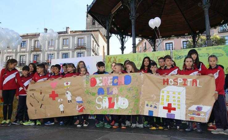 Segovia conmemora el Día Internacional de los Derechos del Niño