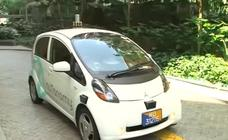 Robotaxis contra la contaminación en las ciudades