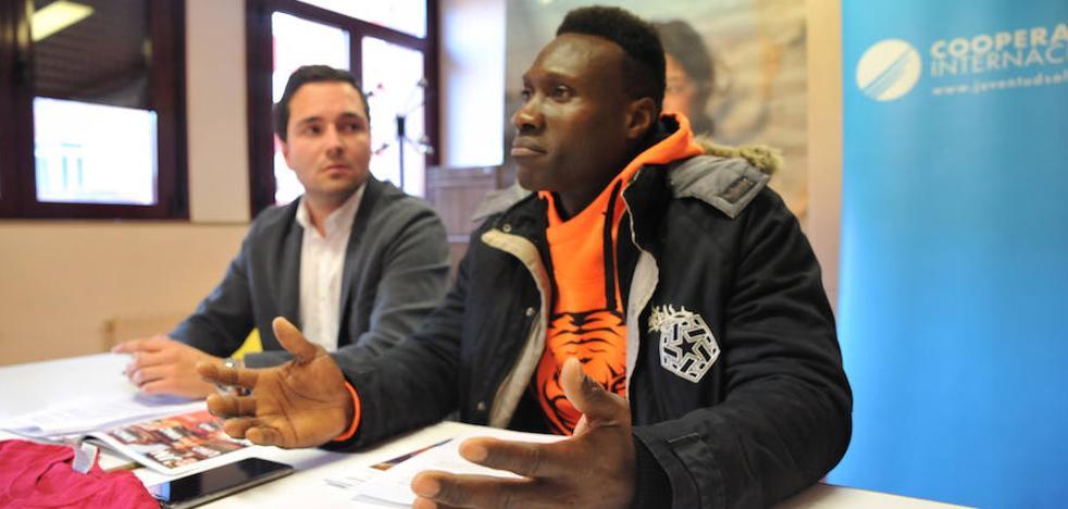 'Desplazados' acerca la vida de los refugiados a las aulas en Castilla y León