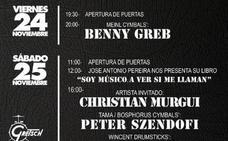 El Alteisa Drumfest reunirá en Zamora a los mejores bateristas