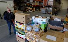Llamada urgente: el Banco de Alimentos necesita 300.000 kilos de comida