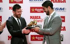Messi: «Cada día disfruto más»