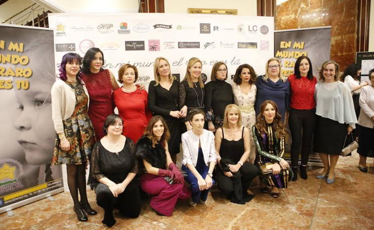 Cena de Navidad Solidaria de Aerscyl en Salamanca