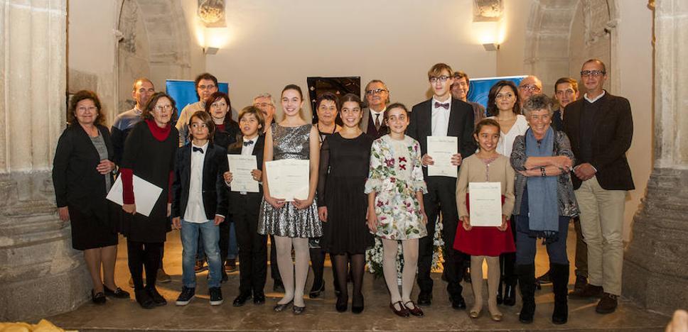 El Premio Infantil de Piano Santa Cecilia ya tiene ganadores