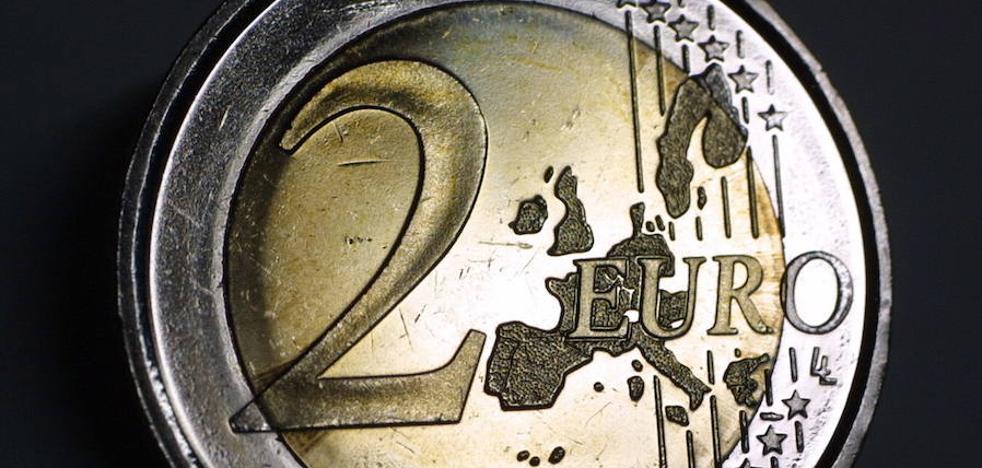 Mucho cuidado con las monedas de dos euros