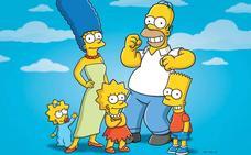 Deja a su novio con memes de Los Simpson