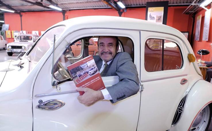 Enrique Espinel presenta su libro 'Fasa, Fasa Renault y Renault España'