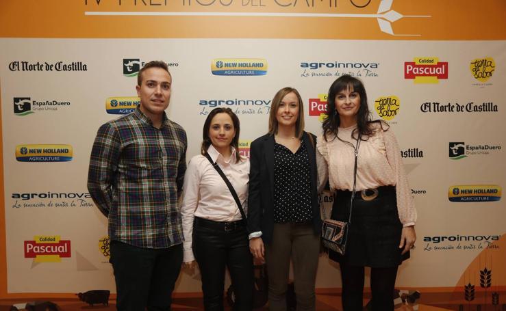 Invitados de los IV Premios del Campo de El Norte de Castilla (1/2)