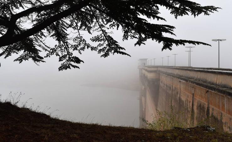 Niebla en Aguilar de Campoo