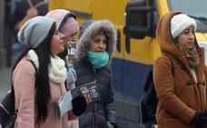 Segovia está en alerta por temperaturas de hasta -6º