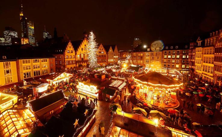 Un recorrido por los mercadillos de Navidad más famosos de Europa