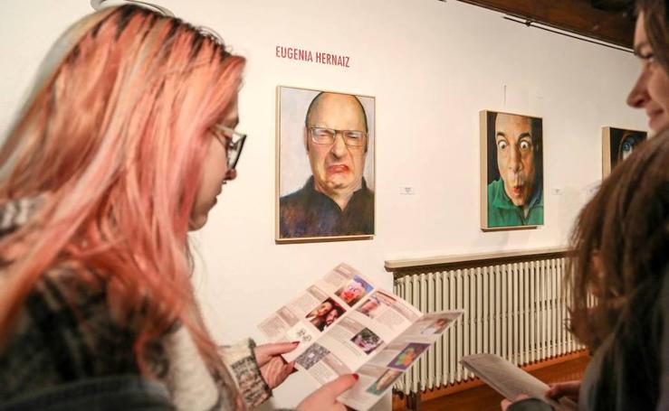 Exposición 'Rostros'