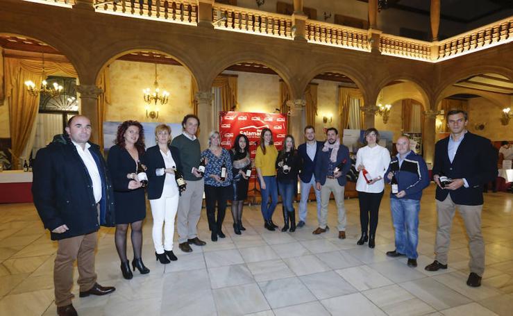 Presentación anual de los vinos de la Denominación de Origen Protegida (DOP) Sierra de Francia
