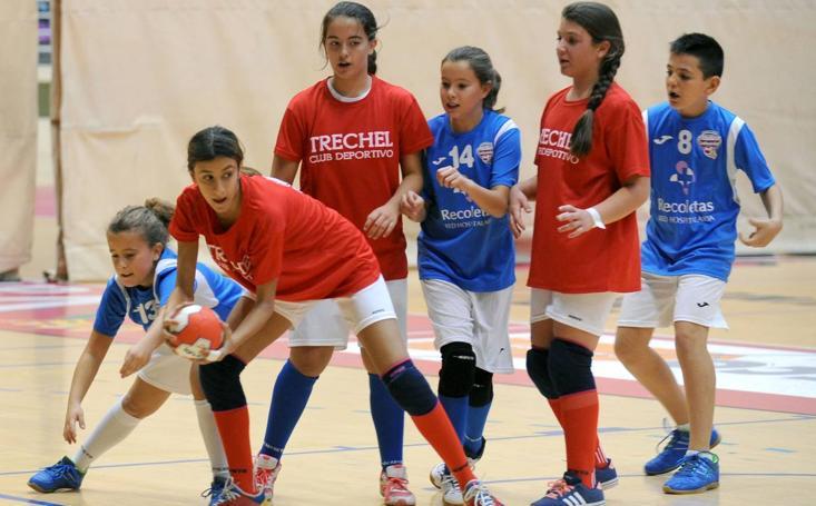 Deporte Base del 25 y 26 de noviembre. Valladolid