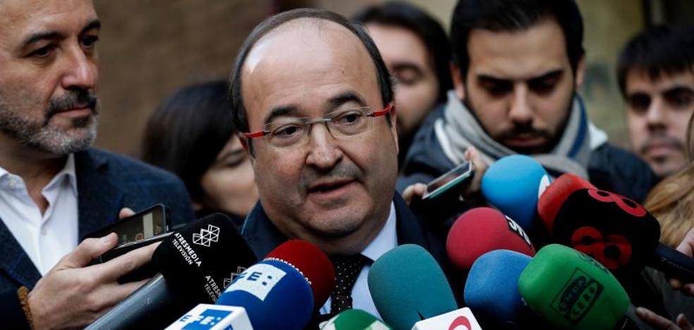 Gobierno y PSOE se enfrentan por la Hacienda federal de Cataluña