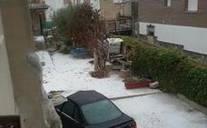 La provincia recibe los primeros copos de nieve
