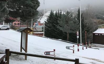 La estación de La Pinilla se prepara para iniciar la temporada de esquí