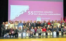 El deporte de Salamanca reconoce a los mejores del año