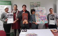 La AECC de Segovia edita un calendario artístico para recaudar fondos