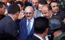Los rebeldes hutíes afirman que el expresidente yemení Saleh está muerto