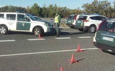 La Guardia Civil recupera en Madrid un coche sustraído en La Lastrilla