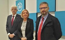 La senadora del PP Paloma Sanz afirma que la Constitución es «un ejemplo a seguir»