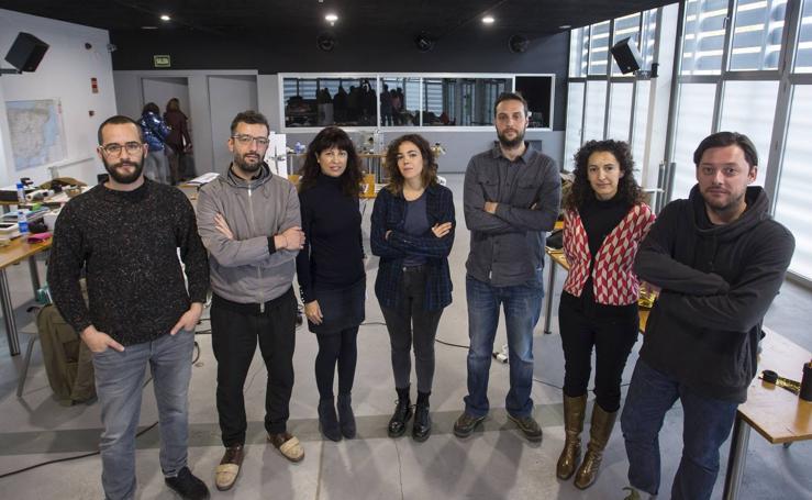 CreArt celebra la primera residencia de cinco artistas en Valladolid