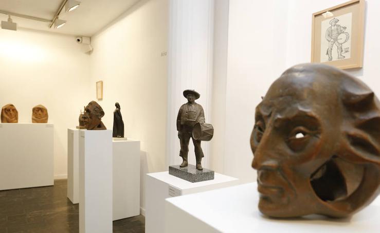 Salamanca rinde homenaje al escultor Agustín Casillas