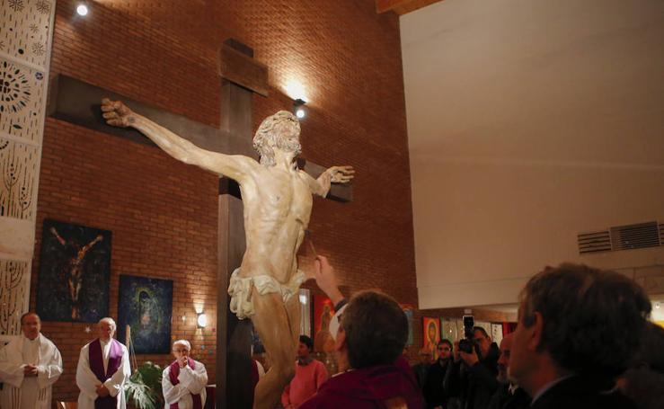 Bendición del Santísimo Cristo de la Humildad