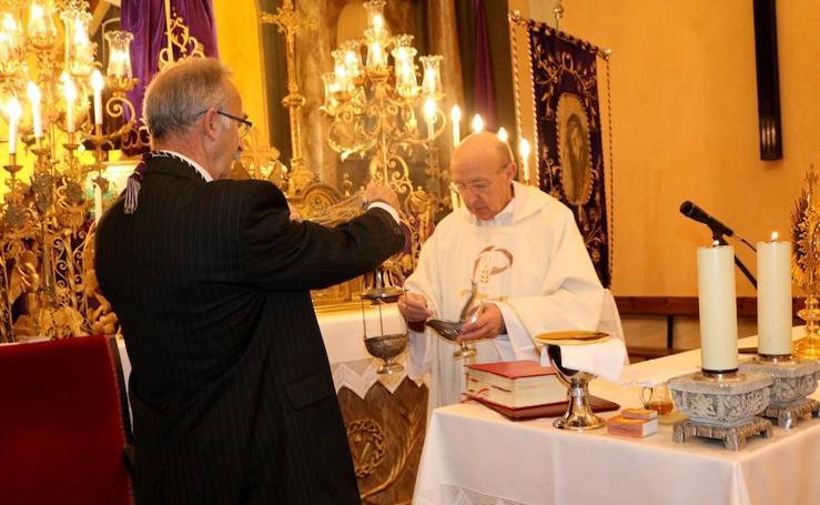 Voto Concepcionista de los Nazarenos de Palencia