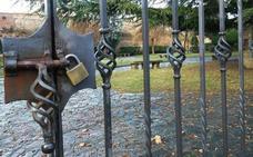 Los parques de León capital permanecerán cerrados por el fuerte temporal de viento