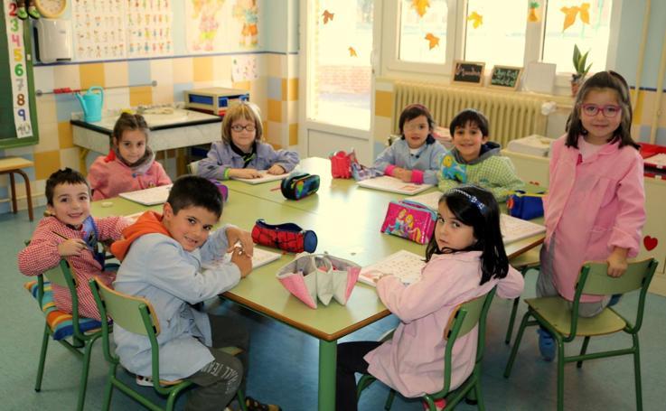 Así es el colegio San Pedro de Baltanás