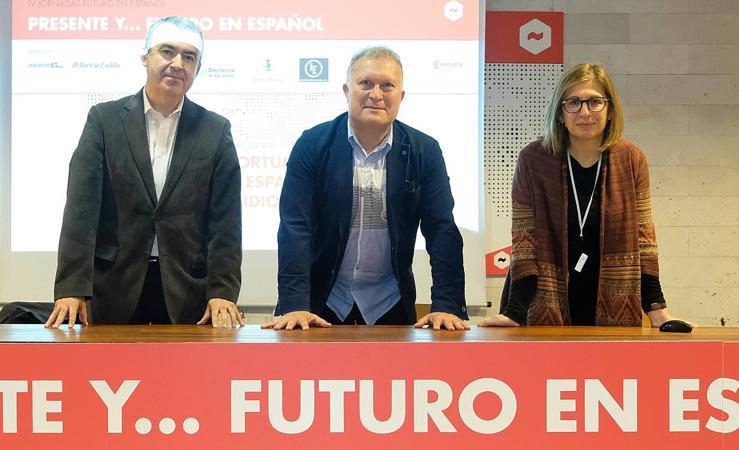 Segunda sesión de las IV Jornadas Futuro en Español