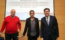 Carriedo destaca la participación institucional para mejorar la democracia
