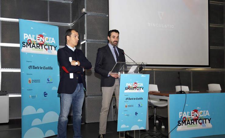 Jornada 'Palencia Smart City del vehículo eléctrico'