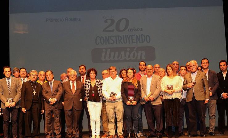 Proyecto Hombre celebra su 20 aniversario en Valladolid