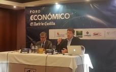 Luis Huete participa en el Foro Económico de El Norte