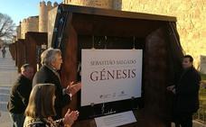 La exposición 'Génesis' elige Las Murallas como escenario