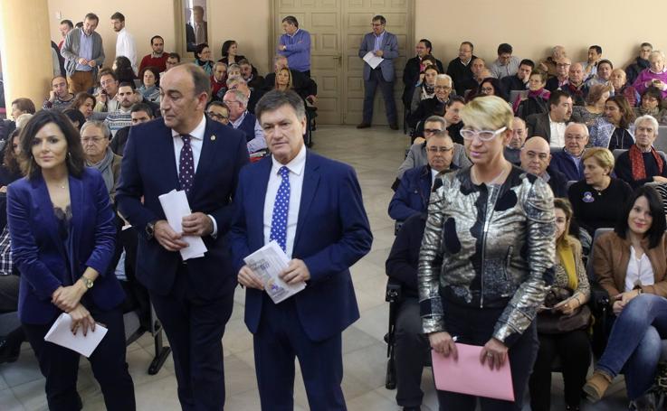 La Diputación de Segovia firma convenios con los alcaldes de la provincia