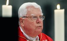 Fallece el cardenal que dimitió por los casos de pedofilia de 'Spotlight'