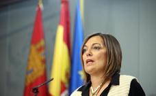 Milagros Marcos acusa al PSOE de «hacer un mundo» con los fallos «puntuales» de Medora