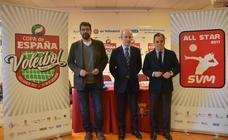 Valladolid se convertirá la próxima semana en capital nacional del voleibol