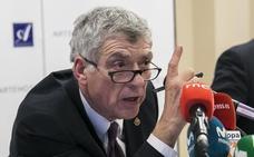 El TAD destituye a Villar como presidente de la FEF