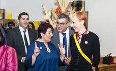La alcaldesa de Segovia destaca la apertura de «importantes infraestructuras» en 2017