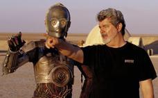 George Lucas, el cerebro de una galaxia en expansión